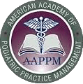 Logo Recognizing Fixing Feet PLLC's affiliation with AAPPM