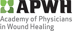 Logo Recognizing Fixing Feet PLLC's affiliation with APWH