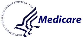 Logo Recognizing Fixing Feet PLLC's affiliation with Medicare